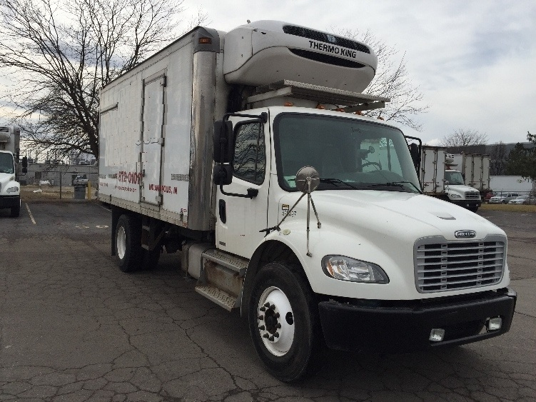 Reefer Truck-Light and Medium Duty Trucks-Freightliner-2011-M2-INDIANAPOLIS-IN-192,677 miles-$34,000
