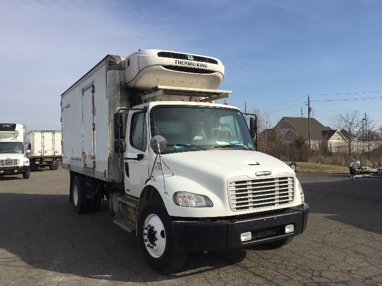 Reefer Truck-Light and Medium Duty Trucks-Freightliner-2011-M2-INDIANAPOLIS-IN-382,705 miles-$23,000