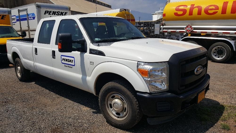 Pickup Truck-Light and Medium Duty Trucks-Ford-2011-F250-HONOLULU-HI-51,260 miles-$20,000
