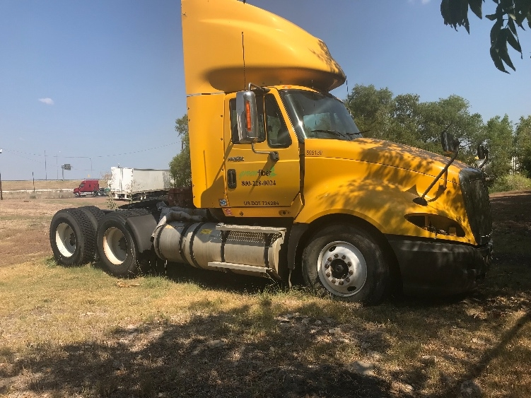 Day Cab Tractor-Heavy Duty Tractors-International-2011-ProStar-WACO-TX-358,606 miles-$9,000