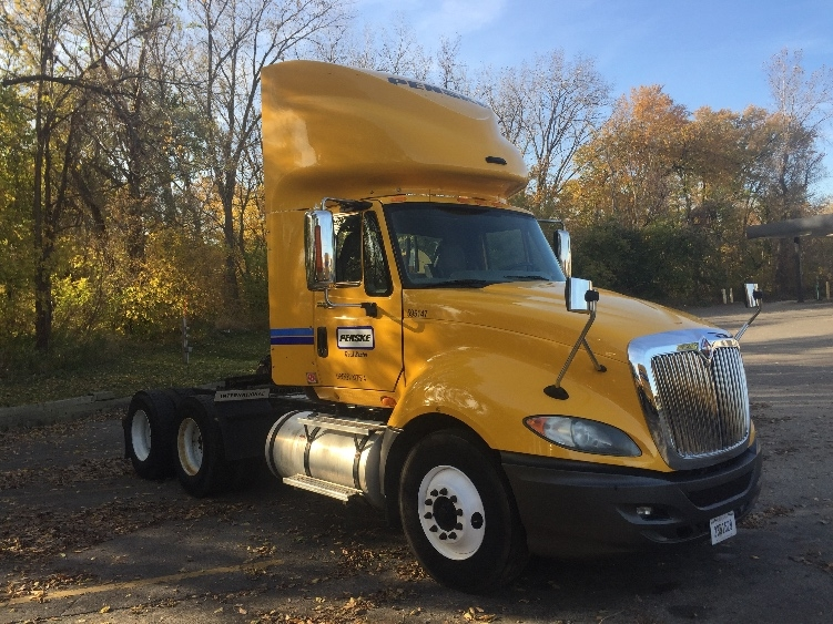 Day Cab Tractor-Heavy Duty Tractors-International-2011-ProStar-GRAND RAPIDS-MI-355,314 miles-$25,750