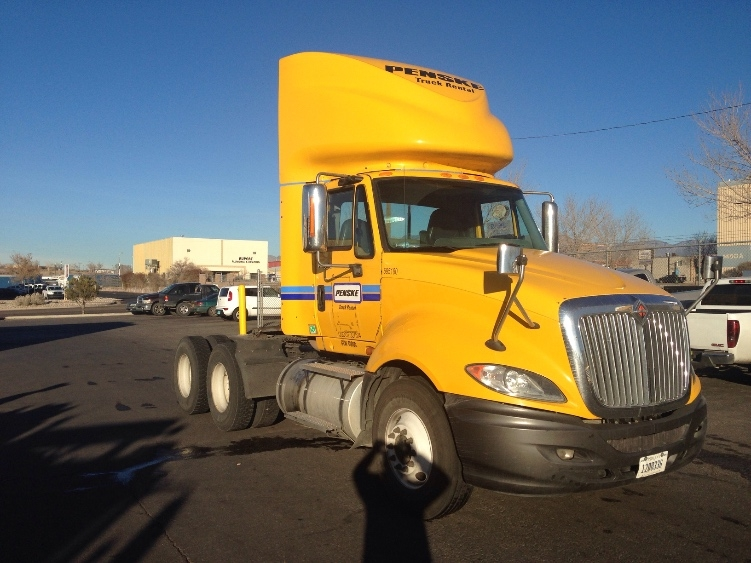 Day Cab Tractor-Heavy Duty Tractors-International-2011-ProStar-ALBUQUERQUE-NM-420,861 miles-$27,000