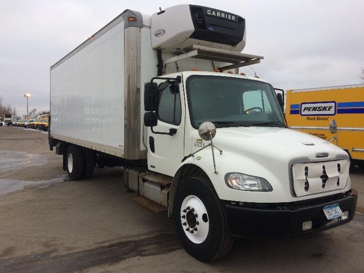 Reefer Truck-Light and Medium Duty Trucks-Freightliner-2011-M2-ROSEVILLE-MN-165,577 miles-$41,250