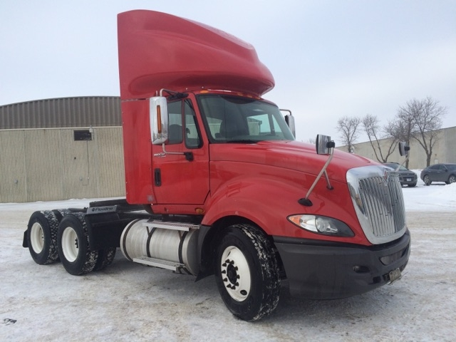 Day Cab Tractor-Heavy Duty Tractors-International-2011-ProStar-OMAHA-NE-504,596 miles-$25,750