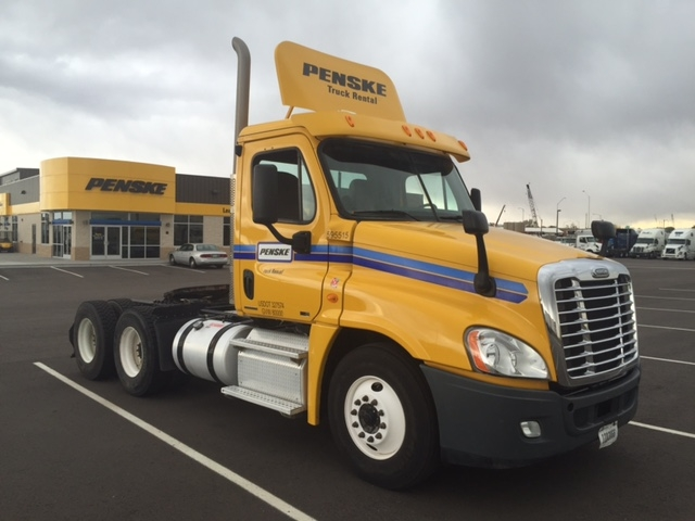 Day Cab Tractor-Heavy Duty Tractors-Freightliner-2011-Cascadia 12564ST-DENVER-CO-259,642 miles-$37,750