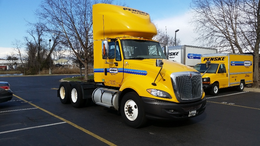 Day Cab Tractor-Heavy Duty Tractors-International-2011-ProStar-NEW CASTLE-DE-482,690 miles-$28,250