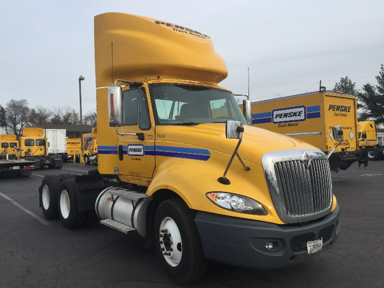 Day Cab Tractor-Heavy Duty Tractors-International-2011-ProStar-SOUTH PLAINFIELD-NJ-282,544 miles-$26,000