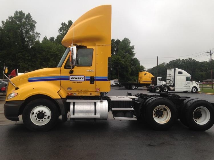 Day Cab Tractor-Heavy Duty Tractors-International-2011-ProStar-ATLANTA-GA-400,326 miles-$26,000