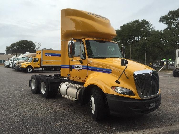 Day Cab Tractor-Heavy Duty Tractors-International-2011-ProStar-PENSACOLA-FL-322,916 miles-$27,500