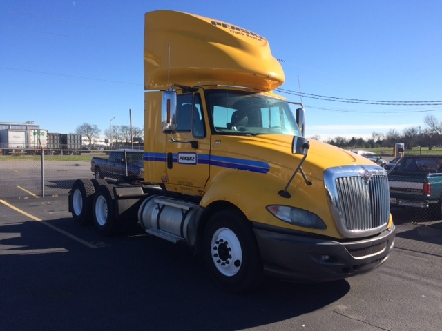 Day Cab Tractor-Heavy Duty Tractors-International-2011-ProStar-DECATUR-AL-367,725 miles-$27,250