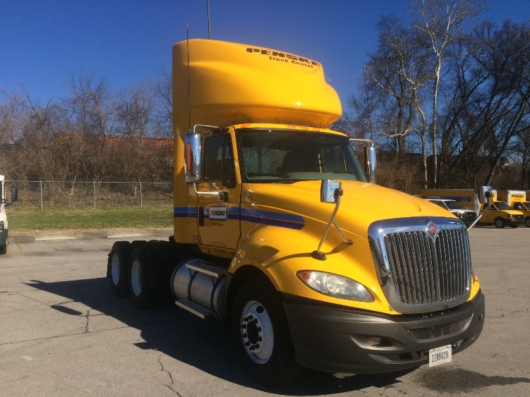 Day Cab Tractor-Heavy Duty Tractors-International-2011-ProStar-KNOXVILLE-TN-480,381 miles-$25,750