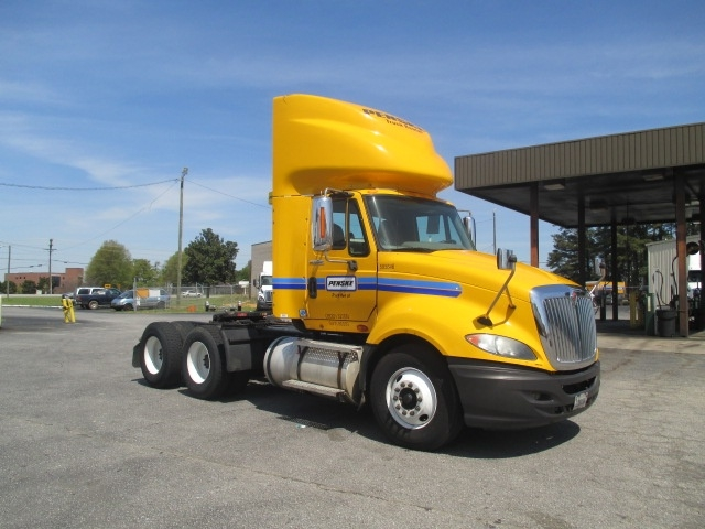 Day Cab Tractor-Heavy Duty Tractors-International-2011-ProStar-SPARTANBURG-SC-590,222 miles-$24,000