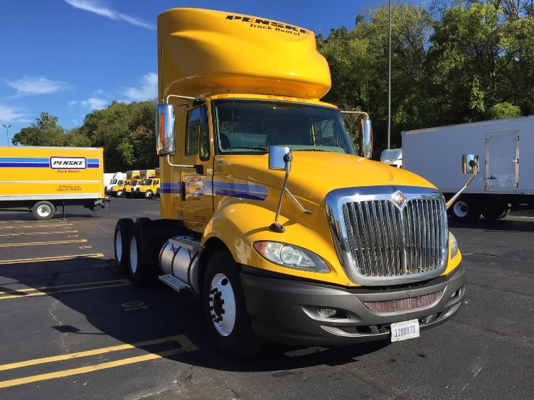 Day Cab Tractor-Heavy Duty Tractors-International-2011-ProStar-KNOXVILLE-TN-570,606 miles-$25,750