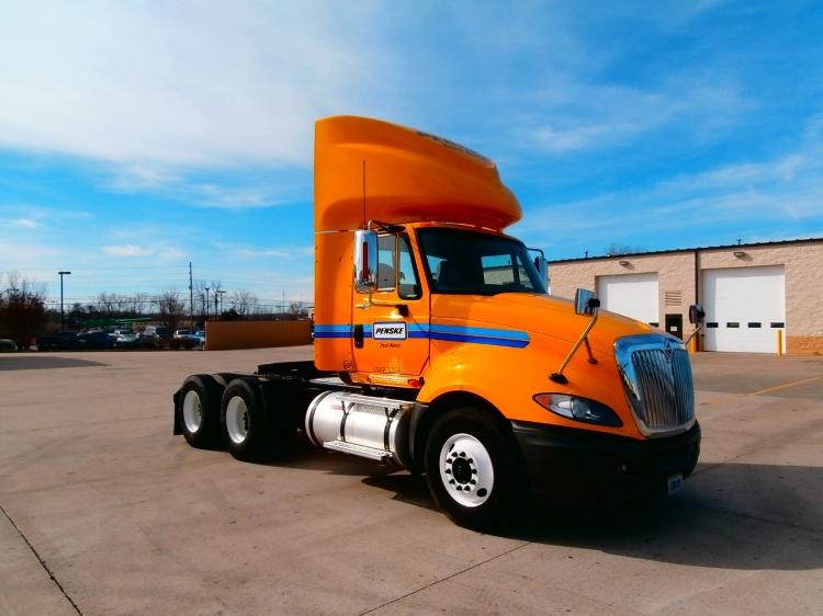 Day Cab Tractor-Heavy Duty Tractors-International-2011-ProStar-LA VERGNE-TN-386,052 miles-$30,250