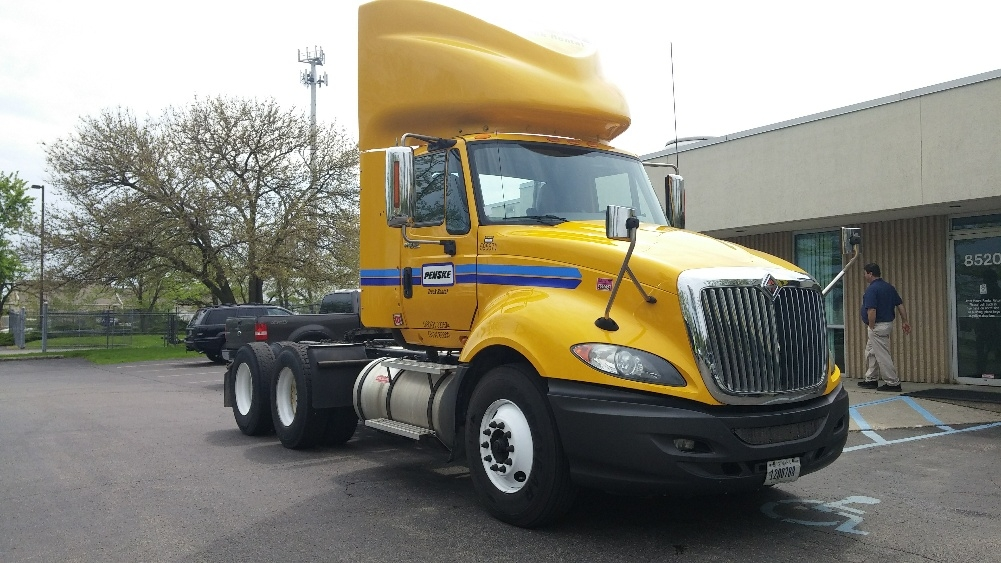 Day Cab Tractor-Heavy Duty Tractors-International-2011-ProStar-INDIANAPOLIS-IN-321,233 miles-$26,500