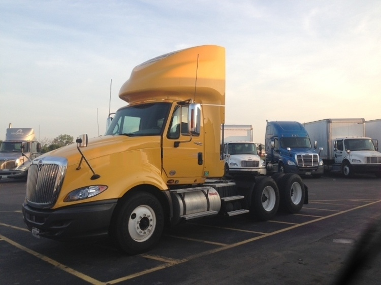 Day Cab Tractor-Heavy Duty Tractors-International-2011-ProStar-ERLANGER-KY-394,564 miles-$9,000