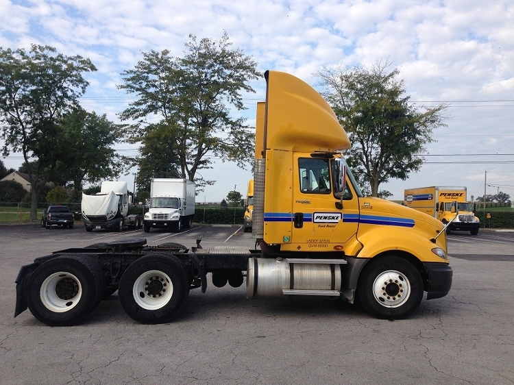 Day Cab Tractor-Heavy Duty Tractors-International-2011-ProStar-LOUISVILLE-KY-546,667 miles-$27,500