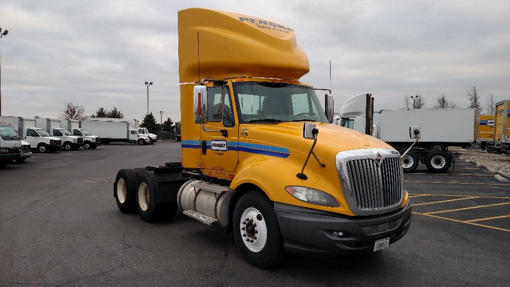 Day Cab Tractor-Heavy Duty Tractors-International-2011-ProStar-MIDDLEFIELD-OH-395,531 miles-$22,000