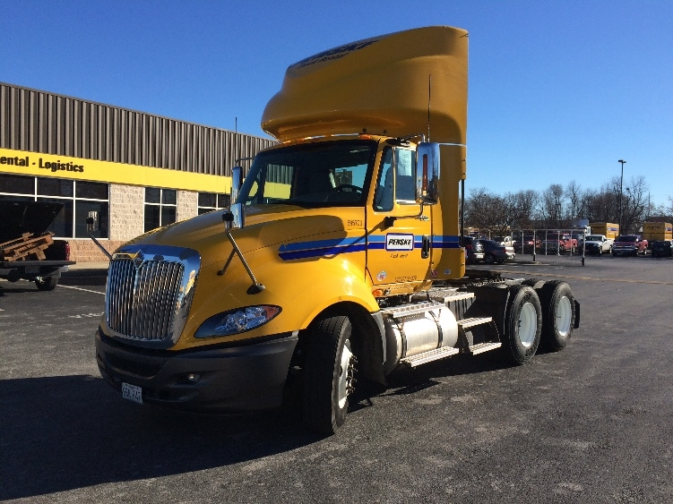 Day Cab Tractor-Heavy Duty Tractors-International-2011-ProStar-SPRINGFIELD-MO-366,484 miles-$31,500
