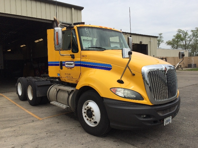 Day Cab Tractor-Heavy Duty Tractors-International-2011-ProStar-INDIANAPOLIS-IN-327,625 miles-$30,500