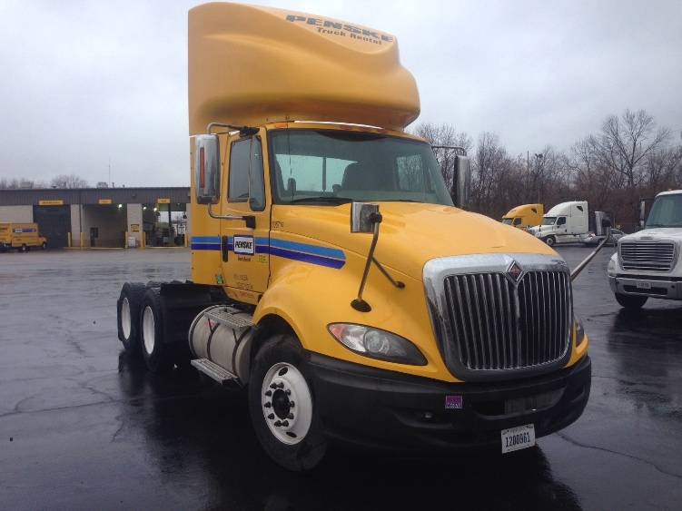 Day Cab Tractor-Heavy Duty Tractors-International-2011-ProStar-INDIANAPOLIS-IN-535,806 miles-$27,500