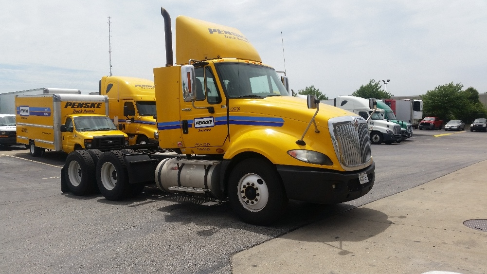 Day Cab Tractor-Heavy Duty Tractors-International-2011-ProStar-INDIANAPOLIS-IN-473,300 miles-$27,500