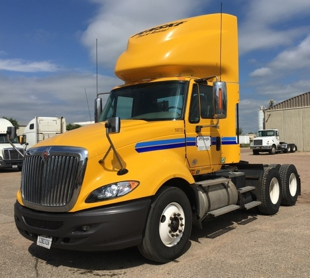 Day Cab Tractor-Heavy Duty Tractors-International-2011-ProStar-SIOUX FALLS-SD-348,821 miles-$30,500