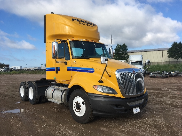 Day Cab Tractor-Heavy Duty Tractors-International-2011-ProStar-SIOUX FALLS-SD-279,961 miles-$31,500