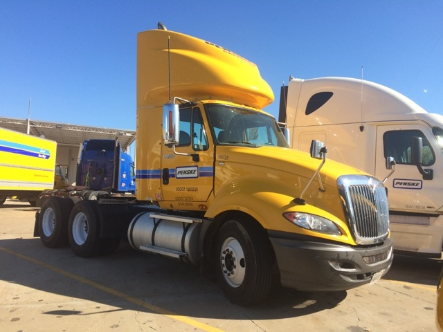 Day Cab Tractor-Heavy Duty Tractors-International-2011-ProStar-JACKSON-TN-462,669 miles-$27,250