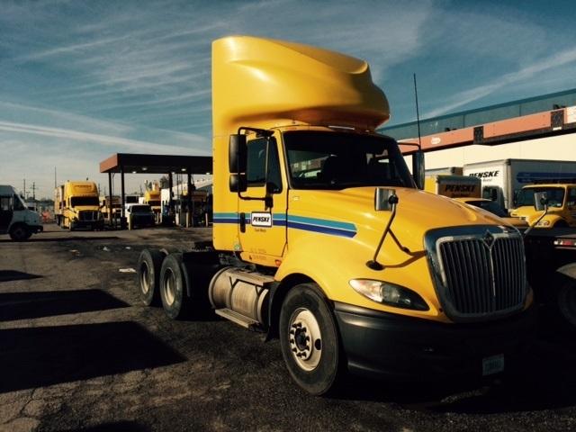 Day Cab Tractor-Heavy Duty Tractors-International-2011-ProStar-HAMMOND-LA-297,047 miles-$34,750