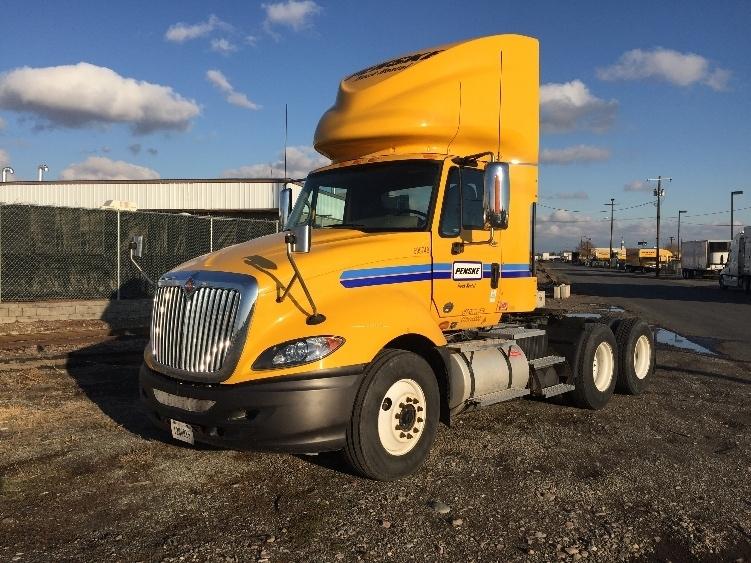 Day Cab Tractor-Heavy Duty Tractors-International-2011-ProStar-SPOKANE VALLEY-WA-358,965 miles-$26,250