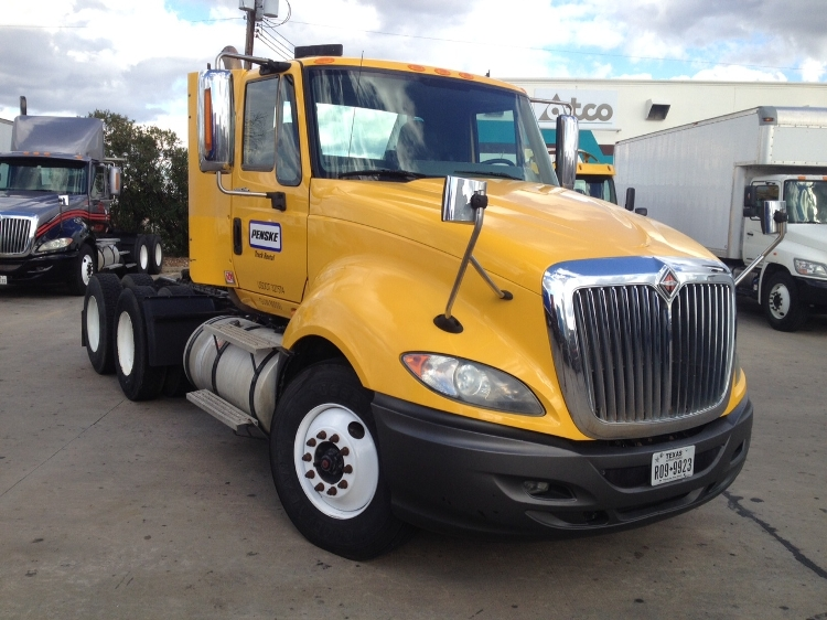 Day Cab Tractor-Heavy Duty Tractors-International-2011-ProStar-HOUSTON-TX-343,410 miles-$33,500