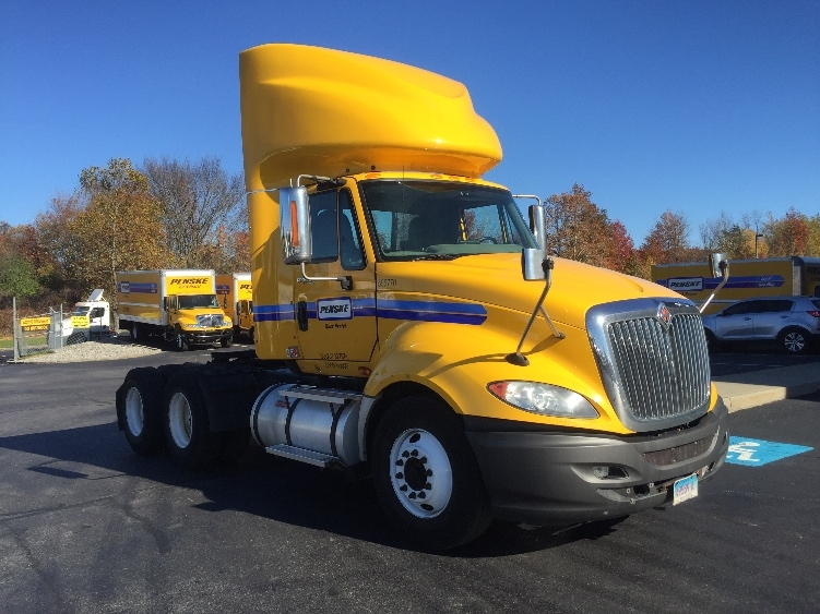 Day Cab Tractor-Heavy Duty Tractors-International-2011-ProStar-WEST HAVEN-CT-347,088 miles-$29,250