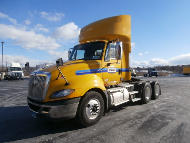 Day Cab Tractor-Heavy Duty Tractors-International-2011-ProStar-WEST HAVEN-CT-282,400 miles-$27,500