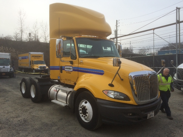 Day Cab Tractor-Heavy Duty Tractors-International-2011-ProStar-WEST HAVEN-CT-510,491 miles-$29,250