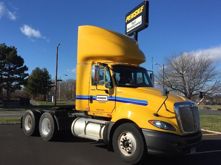 Day Cab Tractor-Heavy Duty Tractors-International-2011-ProStar-HARTFORD-CT-294,065 miles-$30,750