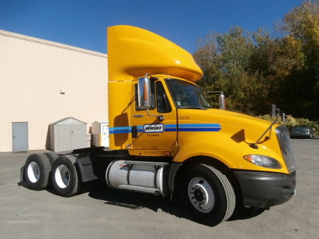 Day Cab Tractor-Heavy Duty Tractors-International-2011-ProStar-CHICOPEE-MA-322,587 miles-$19,000
