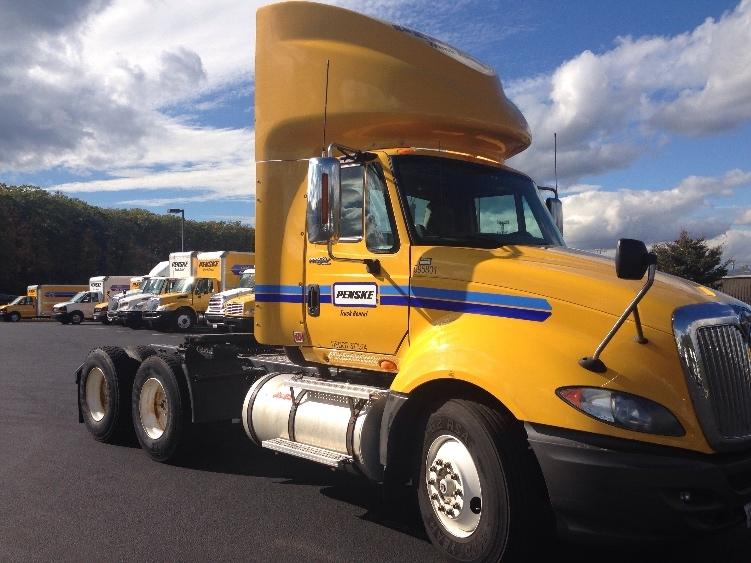 Day Cab Tractor-Heavy Duty Tractors-International-2011-ProStar-CRANSTON-RI-362,833 miles-$22,250