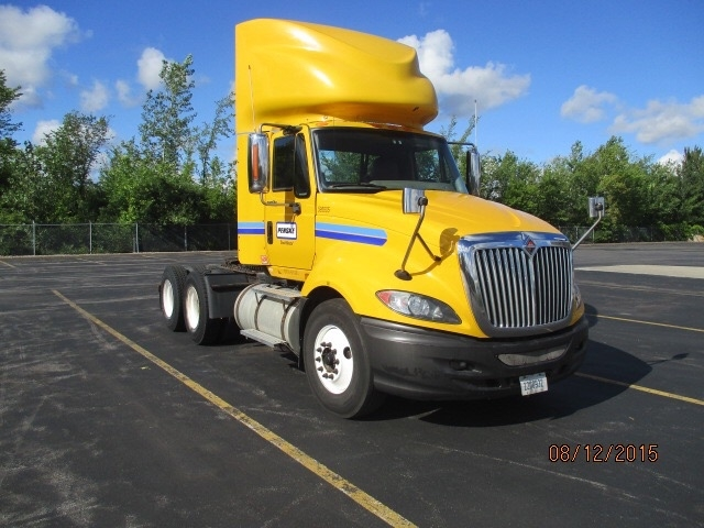 Day Cab Tractor-Heavy Duty Tractors-International-2011-ProStar-LIVERPOOL-NY-371,215 miles-$26,500
