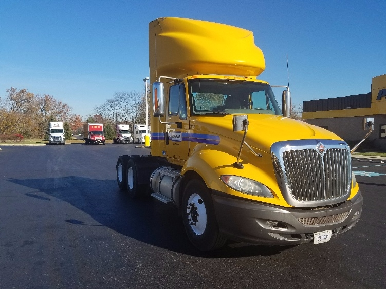Day Cab Tractor-Heavy Duty Tractors-International-2011-ProStar-SWEDESBORO-NJ-316,105 miles-$26,250