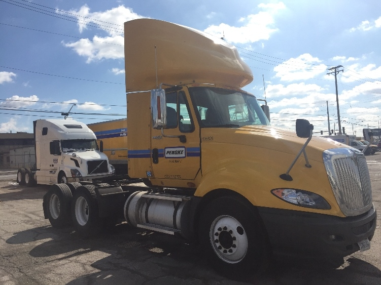 Day Cab Tractor-Heavy Duty Tractors-International-2011-ProStar-ROMEOVILLE-IL-283,636 miles-$31,250