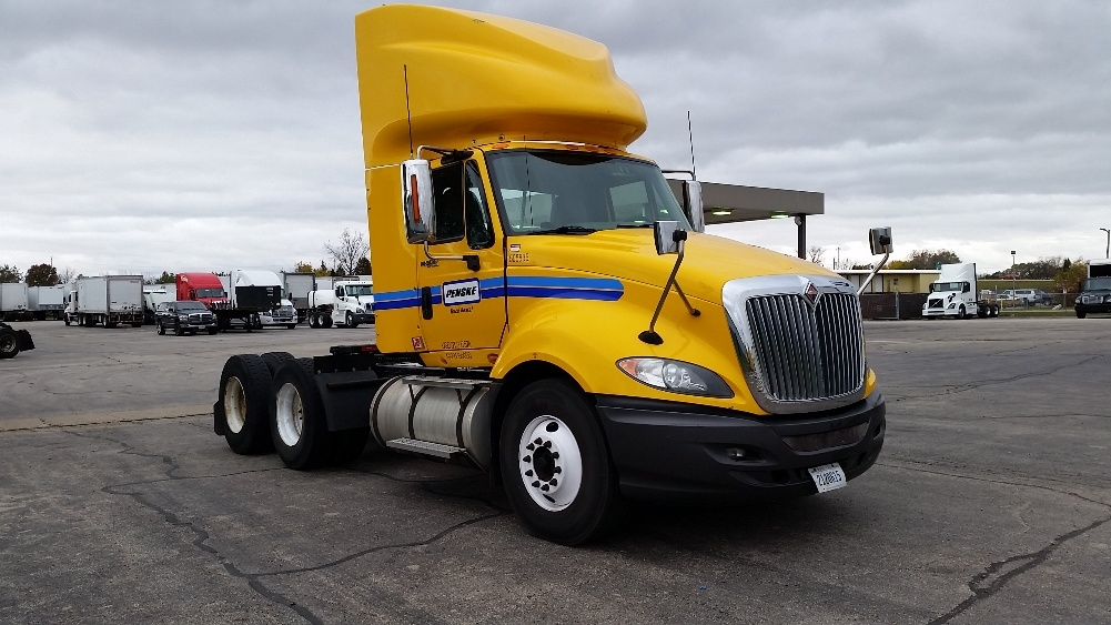 Day Cab Tractor-Heavy Duty Tractors-International-2011-ProStar-ELK GROVE VILLAGE-IL-348,461 miles-$25,750