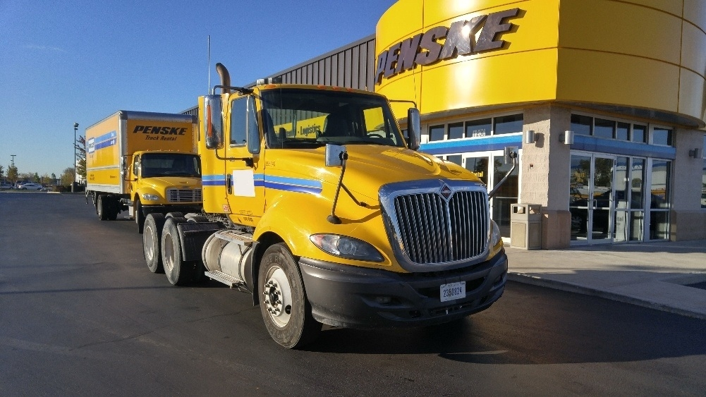 Day Cab Tractor-Heavy Duty Tractors-International-2011-ProStar-ROCKFORD-IL-343,753 miles-$31,250
