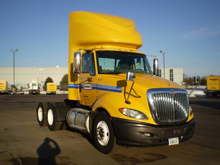 Day Cab Tractor-Heavy Duty Tractors-International-2011-ProStar-SOUTH BEND-IN-398,204 miles-$27,000