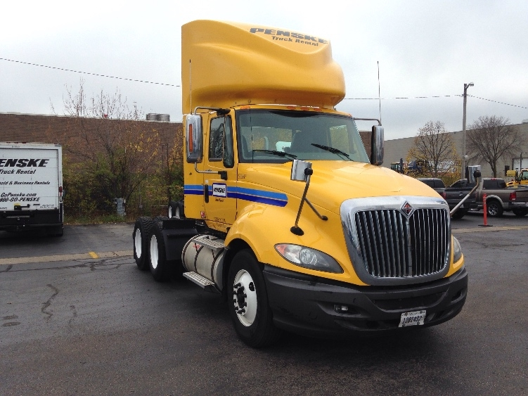 Day Cab Tractor-Heavy Duty Tractors-International-2011-ProStar-MADISON-WI-591,049 miles-$22,000