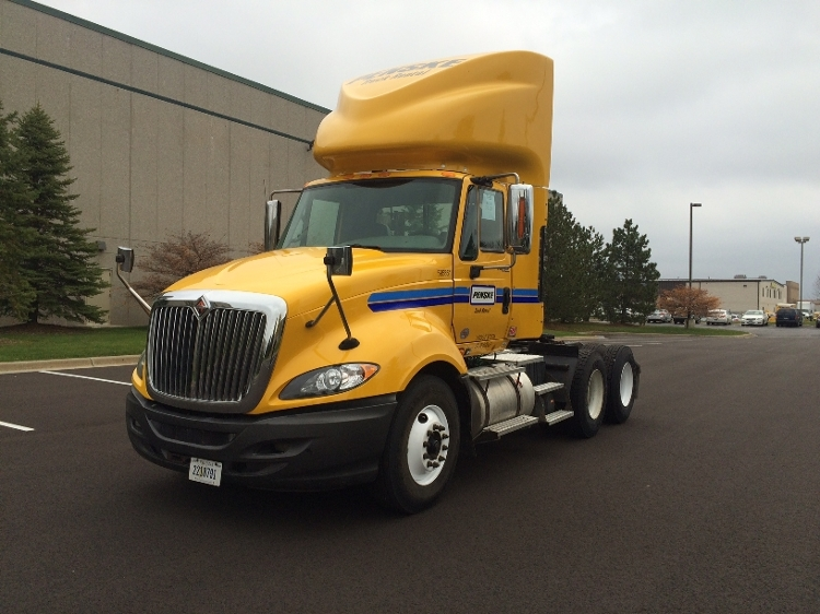 Day Cab Tractor-Heavy Duty Tractors-International-2011-ProStar-EAGAN-MN-376,568 miles-$29,000