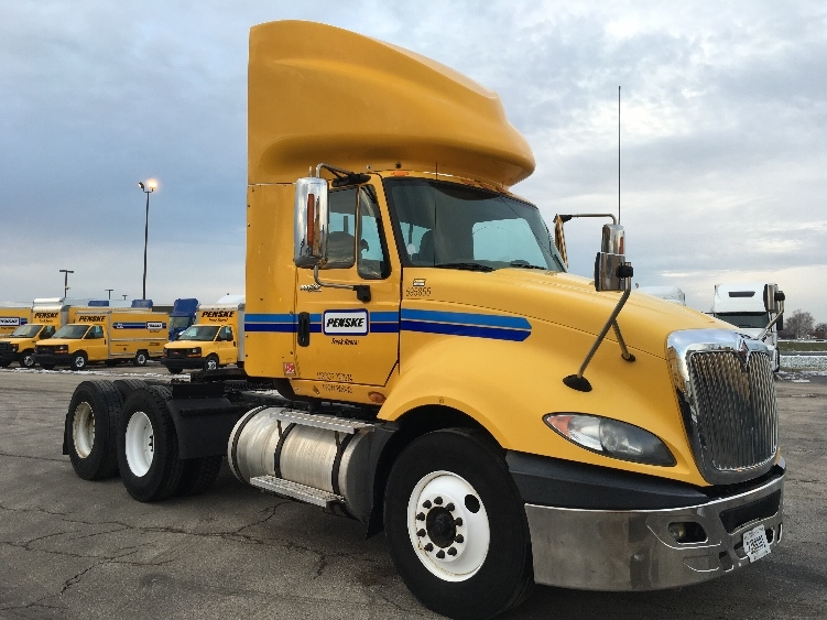 Day Cab Tractor-Heavy Duty Tractors-International-2011-ProStar-ROMEOVILLE-IL-348,566 miles-$29,250