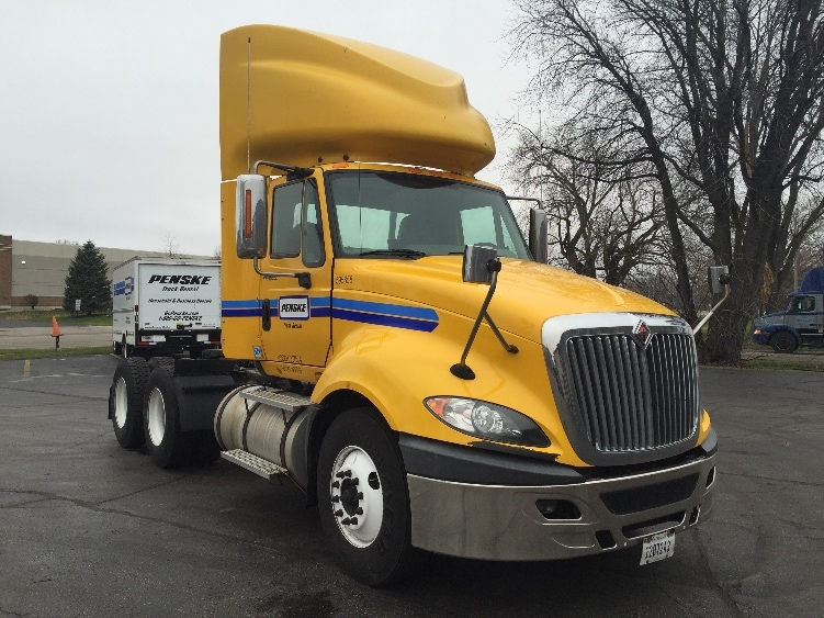 Day Cab Tractor-Heavy Duty Tractors-International-2011-ProStar-MADISON-WI-364,128 miles-$20,000