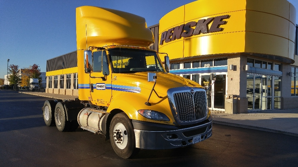 Day Cab Tractor-Heavy Duty Tractors-International-2011-ProStar-ELK GROVE VILLAGE-IL-417,458 miles-$29,250
