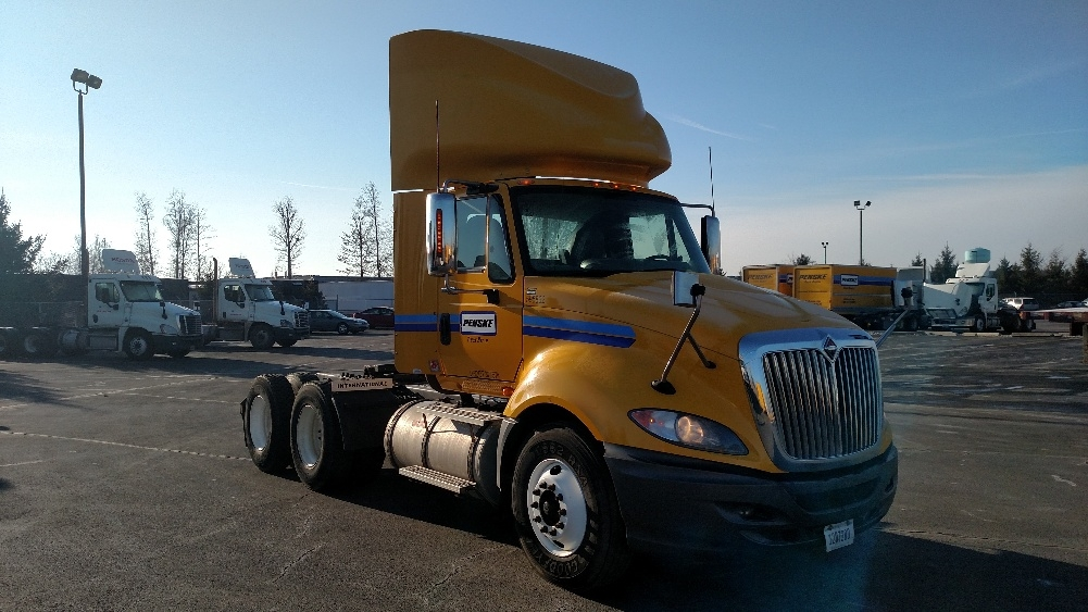 Day Cab Tractor-Heavy Duty Tractors-International-2011-ProStar-CONYERS-GA-383,409 miles-$26,500